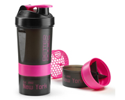 BETTER BODIES MEZCLADOR INTELIGENTE SMART SHAKER 600cc PINK